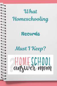 picture of homeschool planner