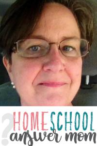 Carol Anne Swett is the Homeschool Answer Mom
