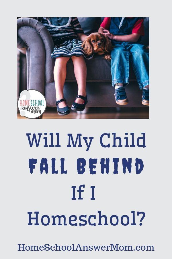 Kids mom fears will fall behind if she homeschools