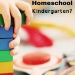 Picture of child who needs homeschool K5 program