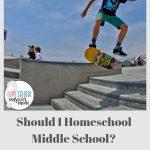 Middle School skateboarder who would like to homeschool